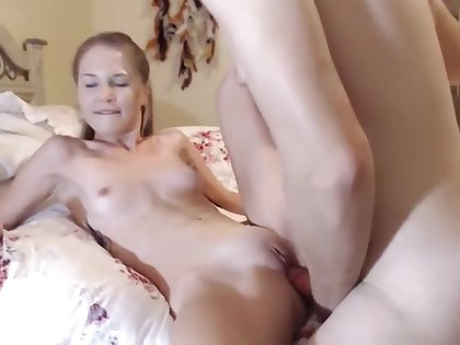 Fucked beauty and earned a webcam. Beauty delighted