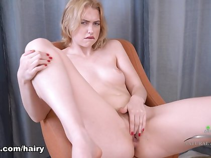 Chloe Cherry in Curse at Movie - ATKHairy